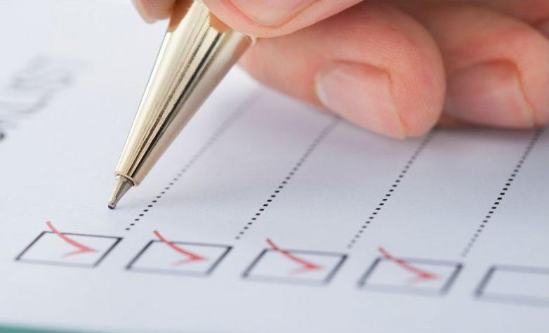 2017 DOT Compliance Checklist