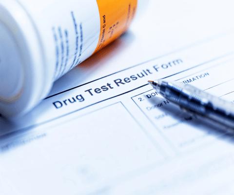 Drug Test Result